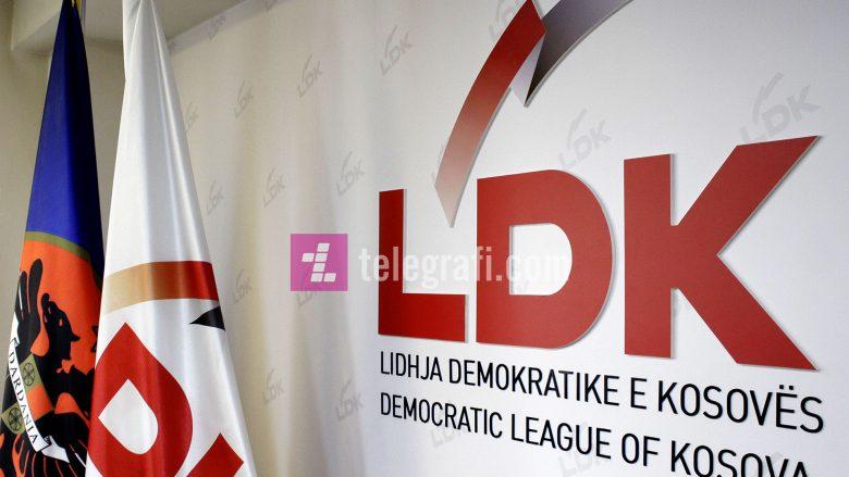 Tha se rrëzimi i Qeverisë do të ndikonte negativisht për vendin, LDK i reagon Skender Hysenit