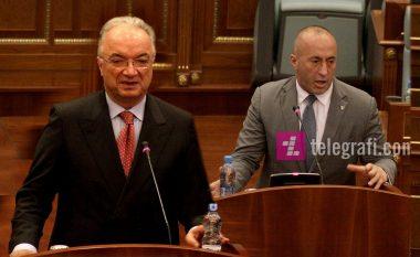 'Përplasen' Haradinaj dhe Haliti: A je në gjumë? Haliti, kryeministrit: Këqyri punët tua (Video)