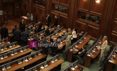 Deputetët të ndarë në seanca, të bashkuar në komisione