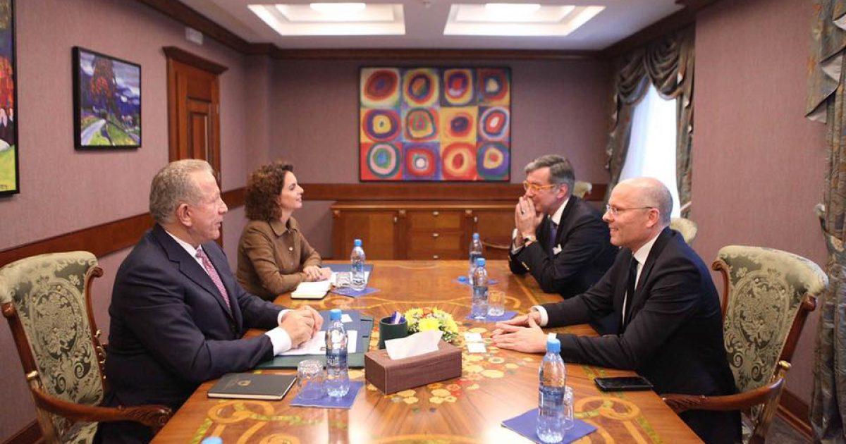 Pacolli  Gjermania përkahëse e Kosovës në liberalizmin e vizave dhe INTERPOL