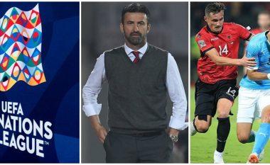 Gjithë skenarët e mundshëm që Shqipëria të mbyllë Grupin 1 të Ligës C në vendin e parë