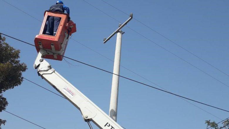 KEDS ripërtërinë rrjetin elektrik në periferi të Prishtinës