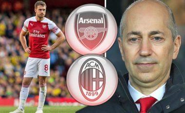 Milani transferon Ramseyn si transferim të lirë?