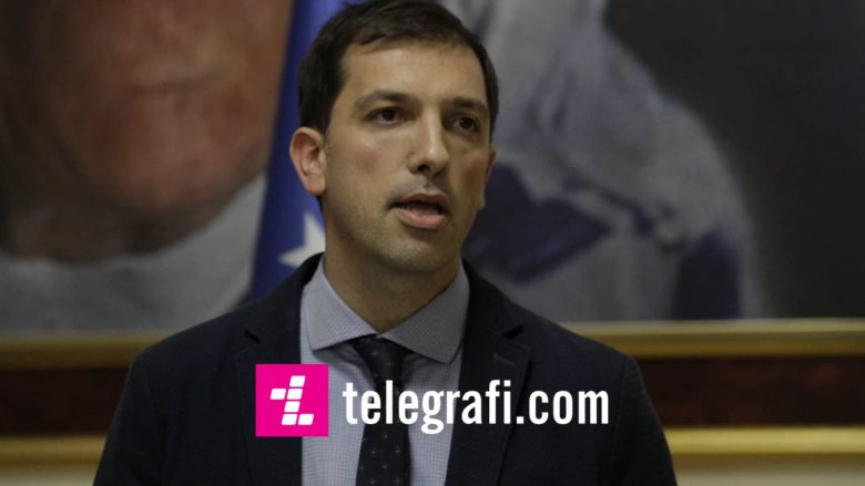 Sejdiu: PSD do të marrë pjesë në secilin takim ku temë e diskutimit është dialogu