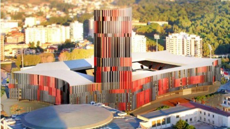FSHF publikon pamje të reja, po jetësohet Arena Kombëtare