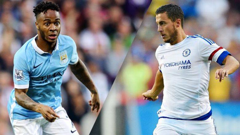 Real Madridi synon Sterlingun nëse dështon për Hazardin