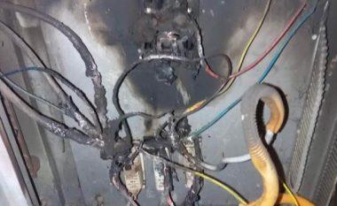 Muharremaj reagon ndaj dëmtimit të ndriçimit publik në Suharekë