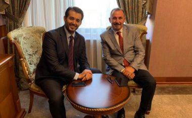 Tahiri thotë se emërimi i Ekrem Mustafës në krye të MPB-së u bë me kërkesë të tij
