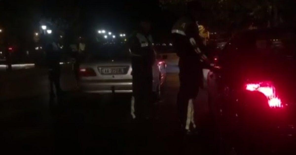 Drejtonin automjetin të dehur, 12 të arrestuar në Tiranë
