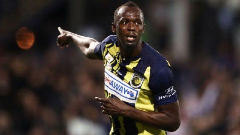 Bolt shënon dy gola me skuadrën Central Coast Mariners