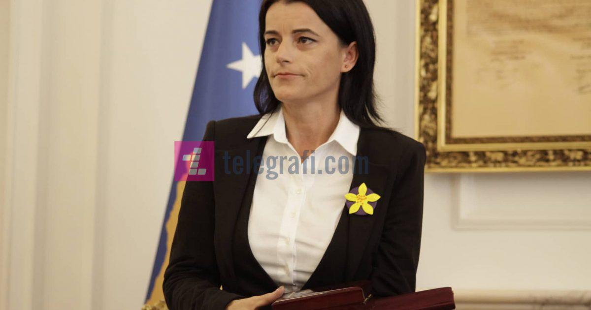 Vasfije Krasniqi: Vajza dhe gra të Kosovës, ngriteni zërin dhe kërkoni drejtësi