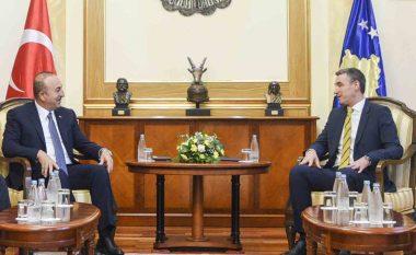 Çavusoglu i konfirmon Veselit mbëhtetjen e Turqisë për Kosovën