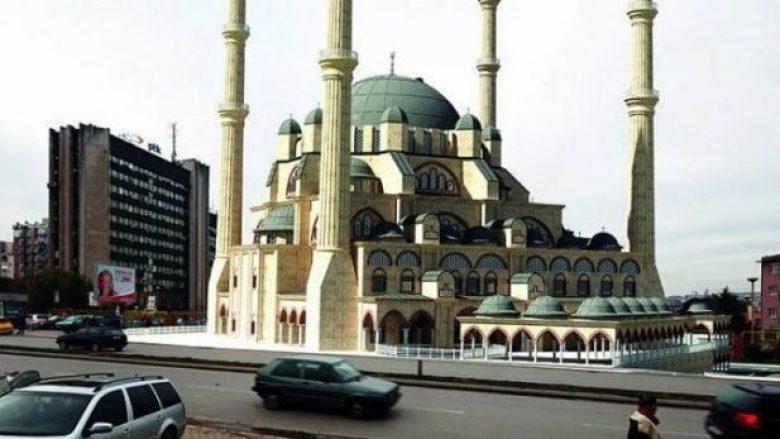 Shumë shpejt fillon ndërtimi i Xhamisë Qendrore në Prishtinë, vendoset tabela informuese