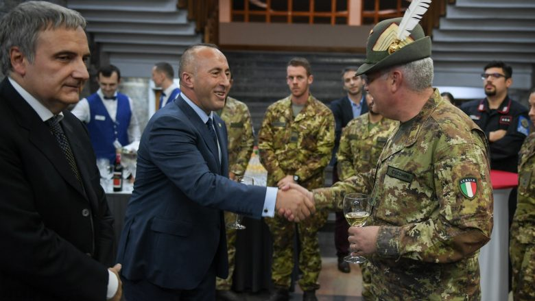 Haradinaj: Italia dhe Kosova kanë shumëçka t'i ofrojnë njëra-tjetrës