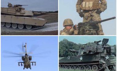 Pa këto armë nuk do të kishte fitore nëpër beteja, pesë armët e fuqishme që ushtria amerikane më së shpeshti i përdor (Video)