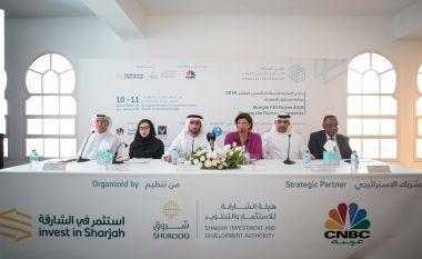 """Tridhjetë ekspertë global do të diskutojnë mbi """"Të ardhmen e konkurrencës"""" në Forumin FDI në Sharjah"""