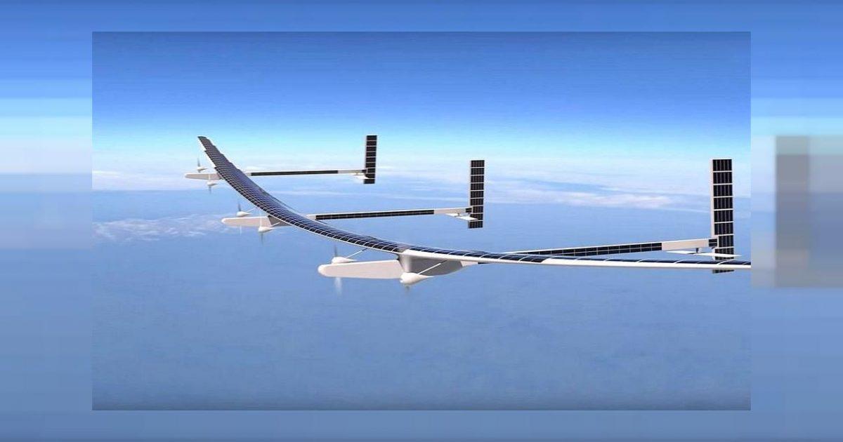 Ky është 'droni' më i madh në botë, thuhet se mund të zëvendësojë satelitët