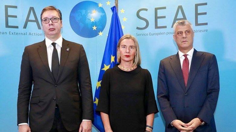 Takimi Thaçi-Vuçiq në Bruksel, Serbia edhe një herë e dëshmoi se nuk është e gatshme për normalizim të marrëdhënieve
