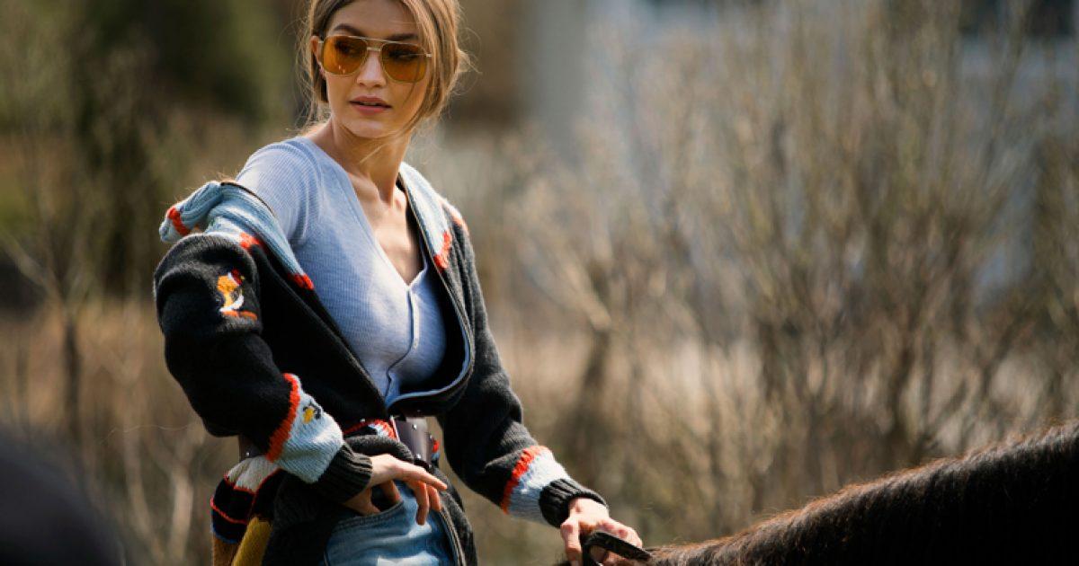 Gigi Hadid zbulon trukun për trup të bukur: Vetëm një ushtrim do t'ju nevojitet për vithe perfekt të bukura