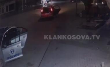 Gjakovë, Policia përleshet me hajnat (Video)