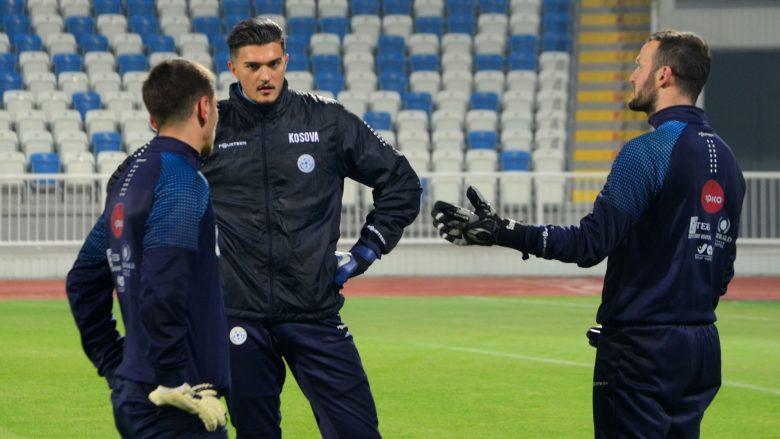 Kosova mbajti stërvitjen e dytë, tani e kompletuar, në fushë Demahasaj e Muriq