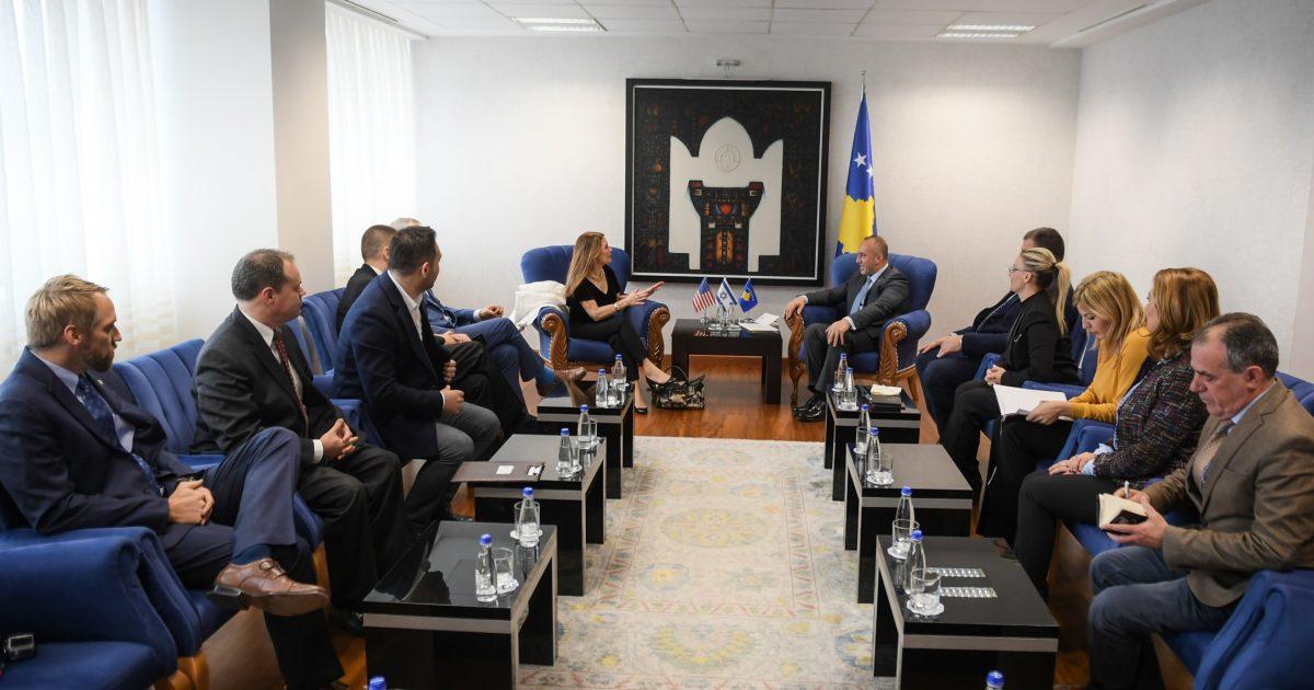 Haradinaj priti në takim Ekipin e Lutjeve të Mëngjesit të Jerusalemit