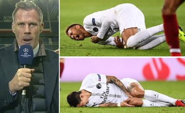 Carragher: E turpshme se si simulon Neymar, nuk e di si kthehen te gratë e tyre në shtëpi