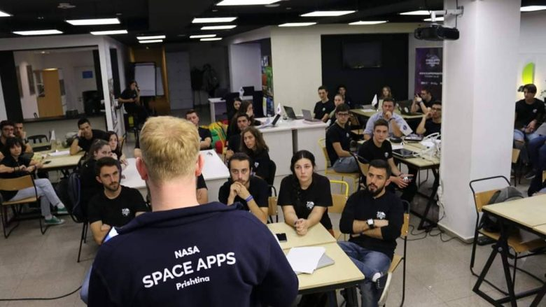 Kosbit përkrah sfidën NASA International Space Apps 2018