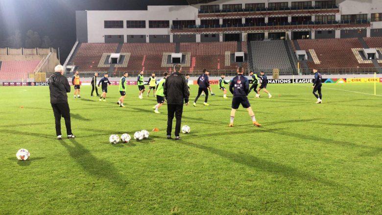 Kosova mban stërvitjen e fundit, djelmoshat gati për ndeshjen me Maltën