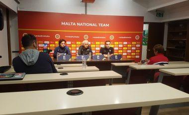Challandes në konferencë para ndeshjes me Maltën: Jemi afër vendit të parë, duhet përqendrim dhe maksimumi