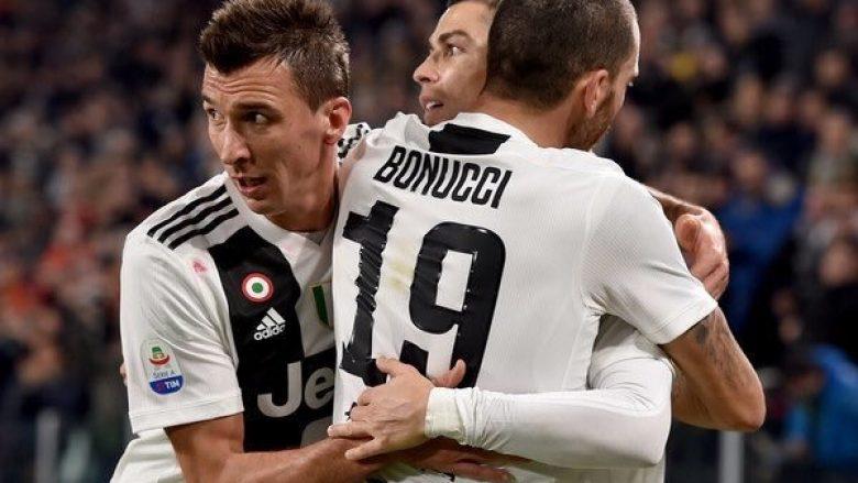 Juventusi pa probleme ndaj Spalit