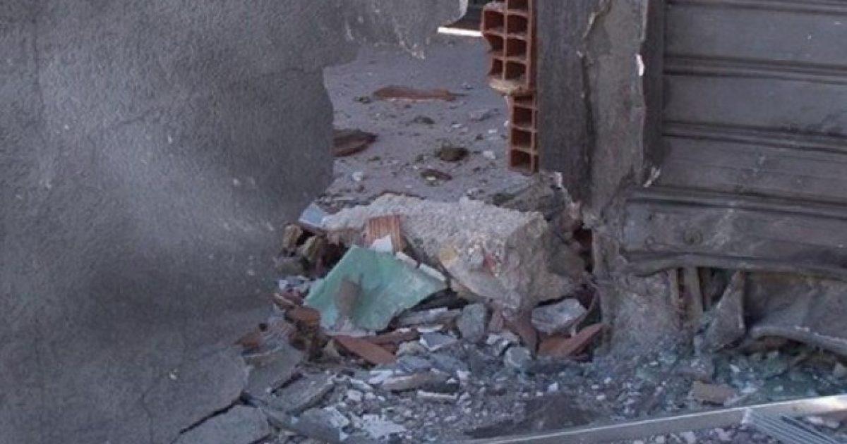 Shpërthim i fuqishëm eksplozivi në një lokal në Tropjë