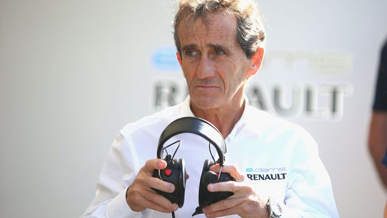 Alain Prost  - Getty Images