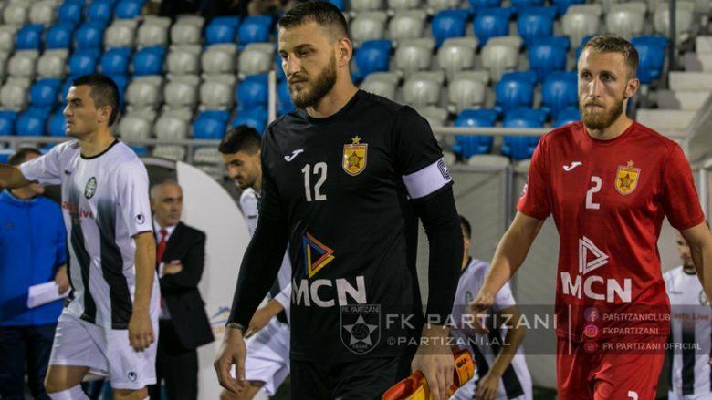Alban Hoxha (Foto: Facebook/FK Partizani Albania)