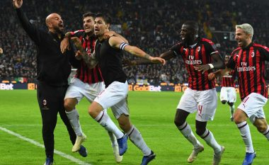 Udinese 0-1 Milan: Notat e lojtarëve, ylli Romagnoli