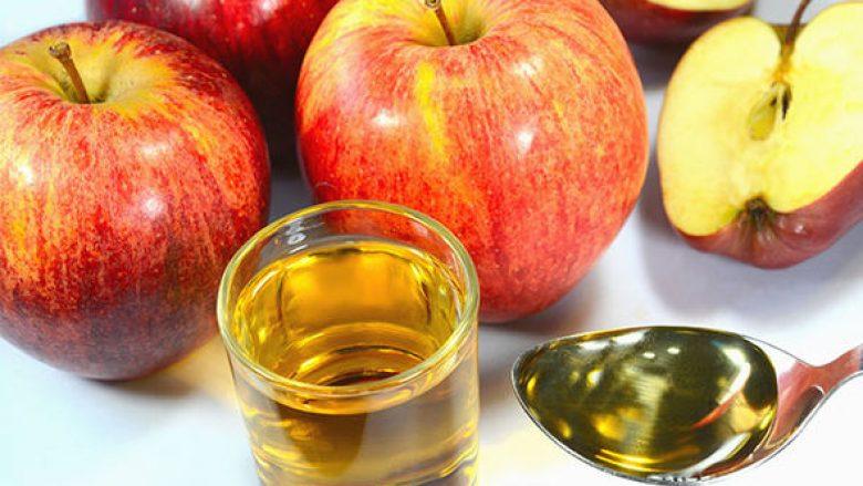 Një lugë uthull molle për 60 ditë ju ndihmon t'i eliminoni këto probleme shëndetësore