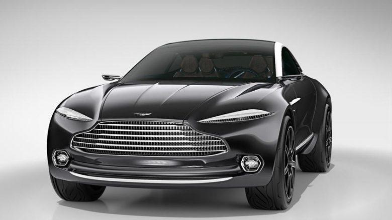 Aston Martin tregon fabrikën dhe datën e lansimit të makinës së parë SUV (Foto)