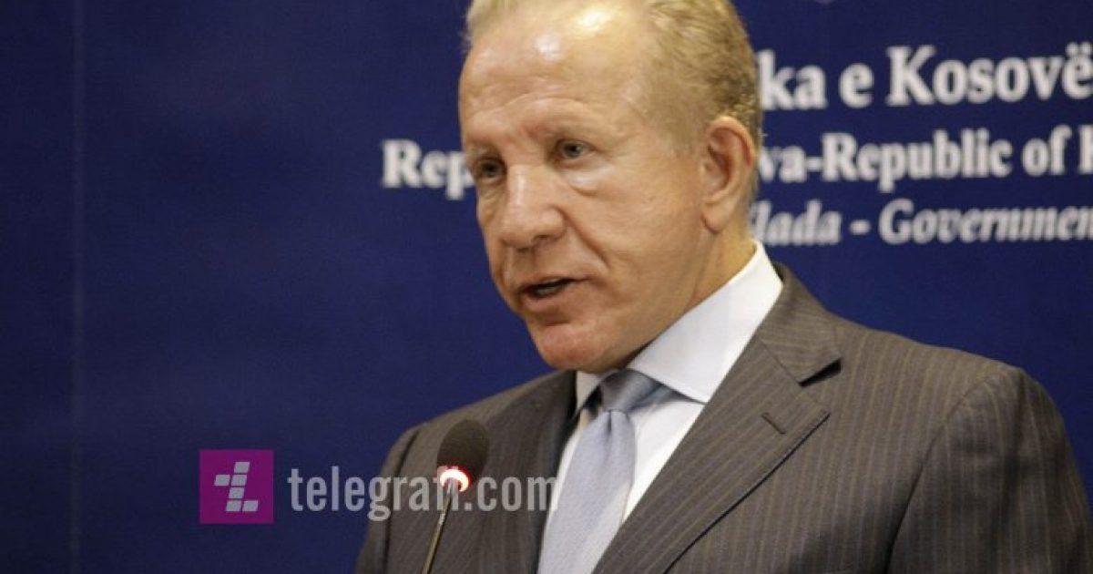 Pacolli merr pjesë në takimin e ministrave të jashtëm të OBI