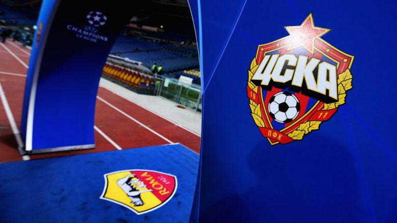 CSKA-Roma nga përballja e parë në Olimpico (Foto: Paolo Bruno/Getty Images/Guliver)
