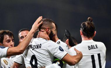 Real Madridi kthehet në realitet, shënon pesë herë ndaj Viktoria Plzen
