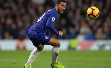 Real Madridi po shtyn shumë për të nënshkruar me Hazardin në janar