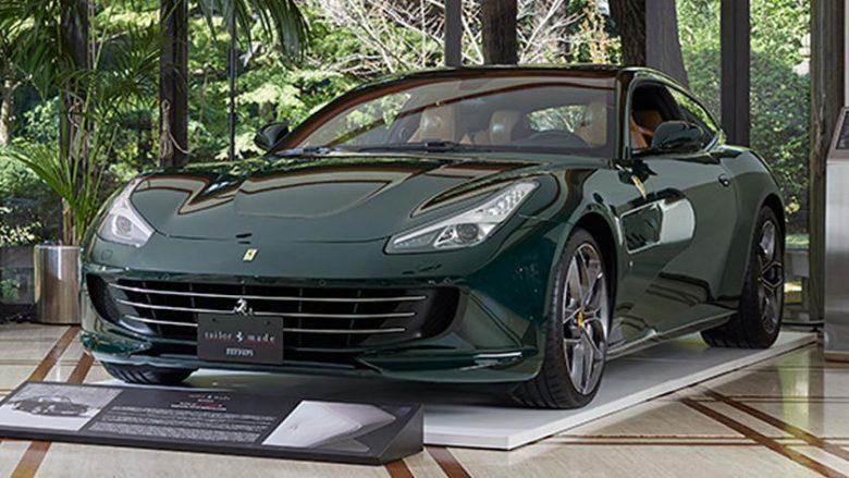 Ferrari GTC4 Lusso T me mundësi që të përshtatet për kërkesat e secilit klient (Video)