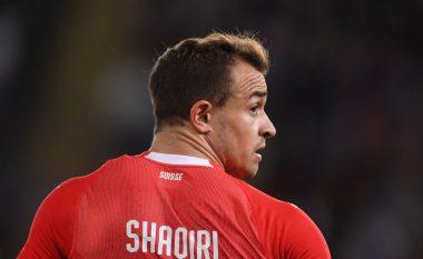 UEFA ngrit në qiell Xherdan Shaqirin: Lojtari më i shkathët në Ligën e Kombeve?