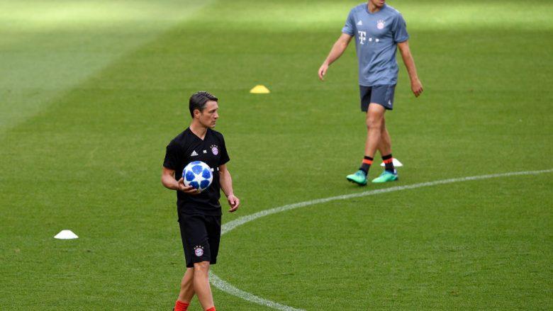 Tri ndeshje pa fitore për Bayernin, Kovac : Do të ketë ndëshkime për futbollistët