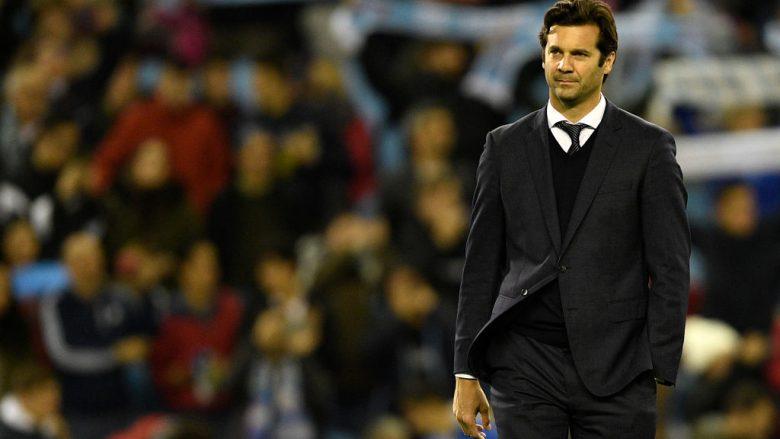 Zyrtare: Real Madridi e regjistron si trajner Santiago Solarin