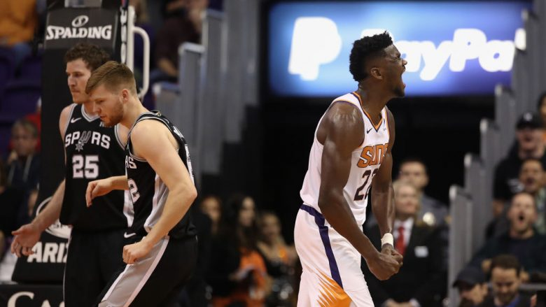 Deandre Ayton (Photo by Christian Petersen/Getty Images)