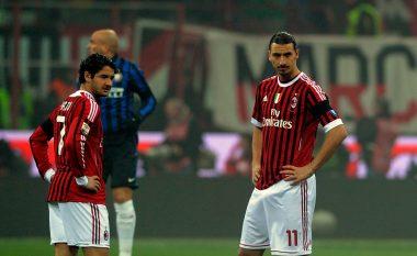 Milani në dyshim, Ibrahimovic apo Pato në San Siro?