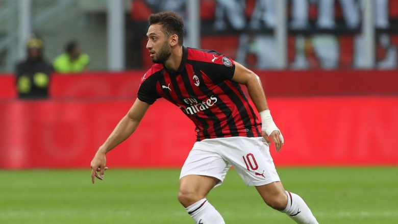 Hakan Calhanoglu (Foto: Marco Luzzani/Getty Images/Guliver)