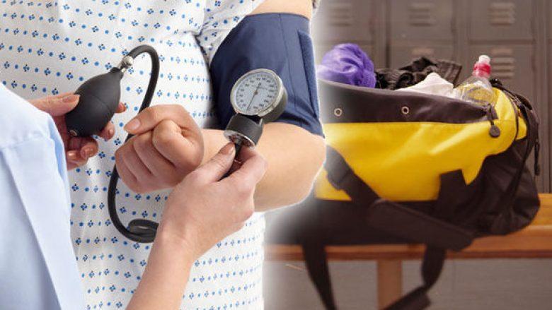 Një nga ushtrimet më të mira për ta parandaluar shtypjen e lartë të gjakut