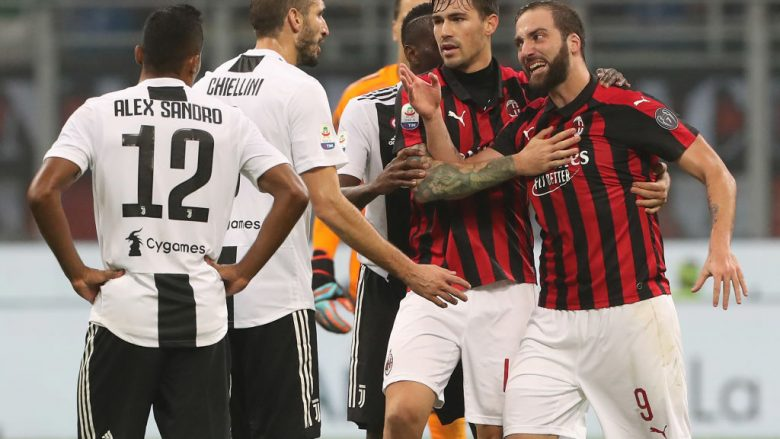 Milani rikthen Higuainin te Juventusi?